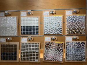 代々木にある名古屋モザイクのショールームに行ってきました!